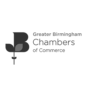 Greater Birmingham Chambers of Commerce logo – IE Brand and IE Digital proud members