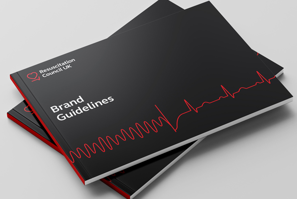 Resuscitation Council UK brand guidelines
