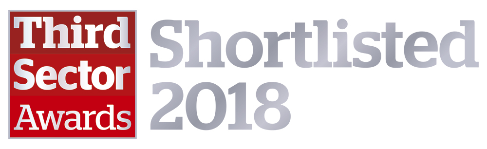 Third Sector Awards 2018 – Shortlisted (IE Brand & Sexwise)