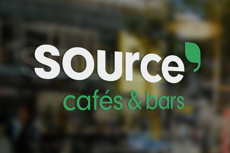 Source – University of Bristol's new catering brand and logo