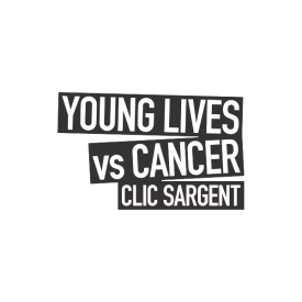 CLIC Sargent logo (grey) – Young Lives vs Cancer
