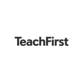 TeachFirst logo (grey)