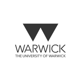 University of Warwick logo (grey)