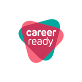 Career Ready charity logo designed by IE Brand