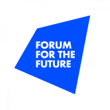 Forum for the Future logo by IE Brand