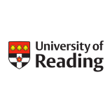 University of Reading logo and crest