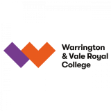 Warrington & Vale Royal College logo by IE Brand
